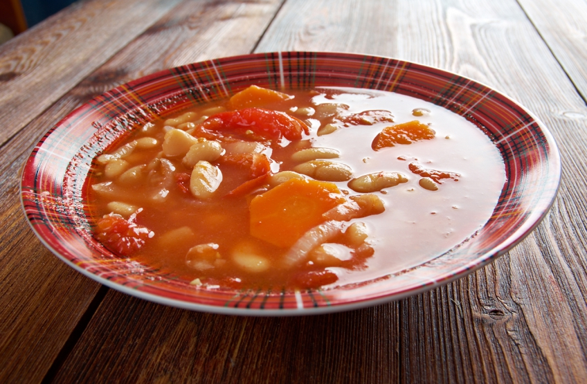 Фасолевый суп «Фасолада»
