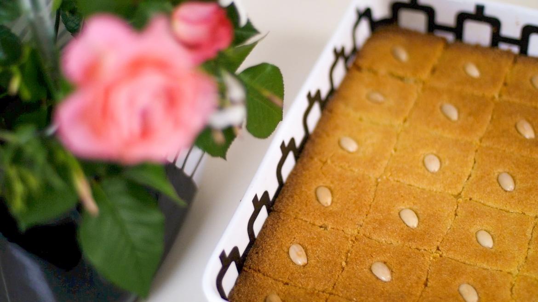Shamali Cake