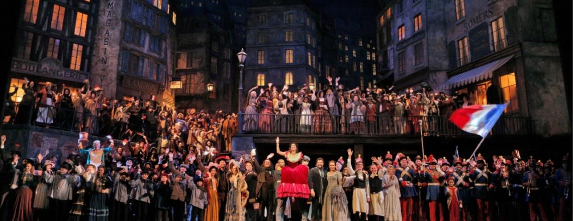 Трансляция оперы «Богема»