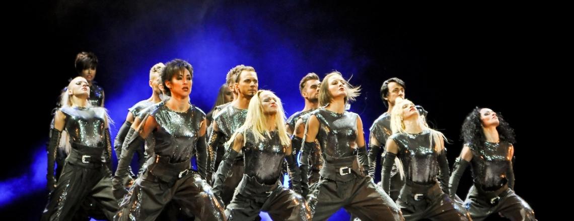 Концерт шоу-балета TODES