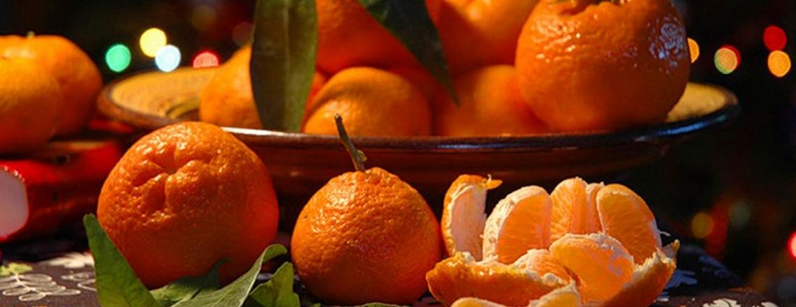 Фестиваль мандаринов