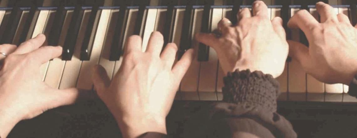Концерт в четыре руки