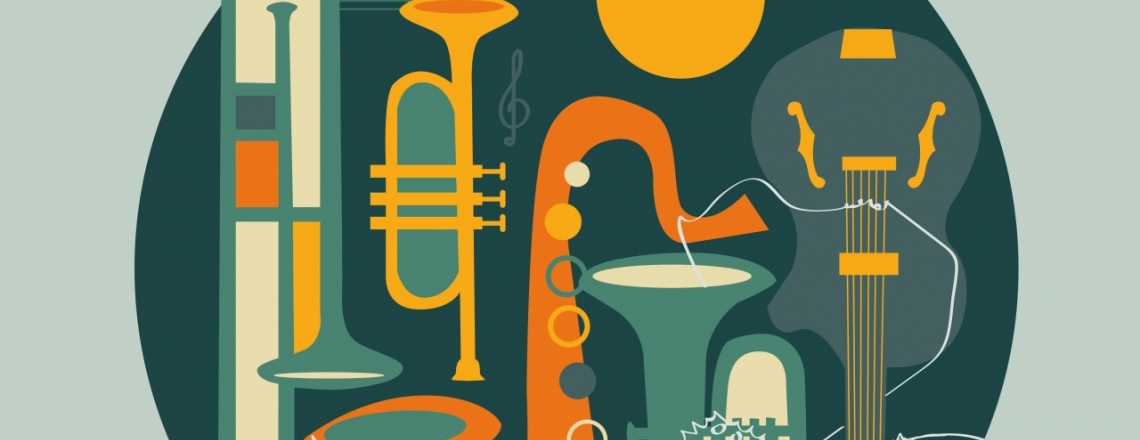 Концерт Jazzologia Cyprus Big Band
