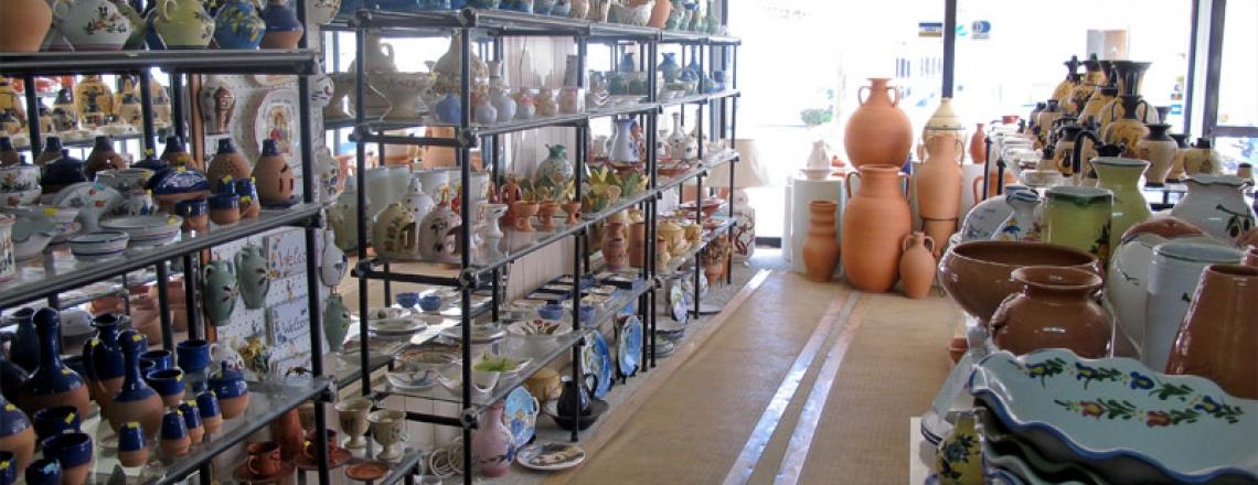 Emira Pottery, мастерская керамики «Эмира» в Ларнаке