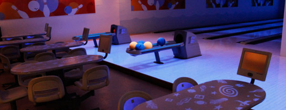 Rock and Bowl, боулинг «Рок энд Бол» в Ларнаке