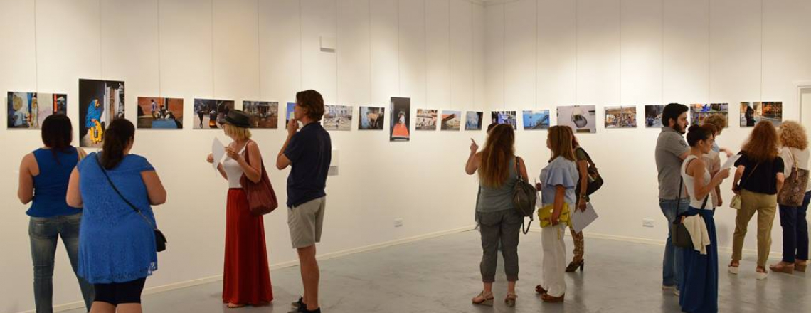 6X6, photography school, photo studio and exhibition center in the heart of Limassol
