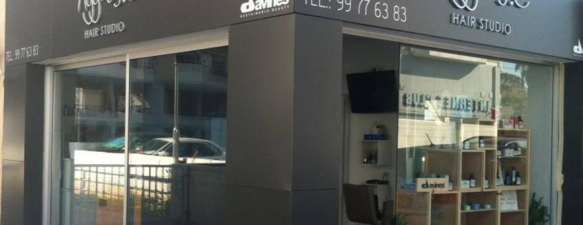 Aggelos.c Hair Studio, салон красоты Aggelos.c в Лимассоле