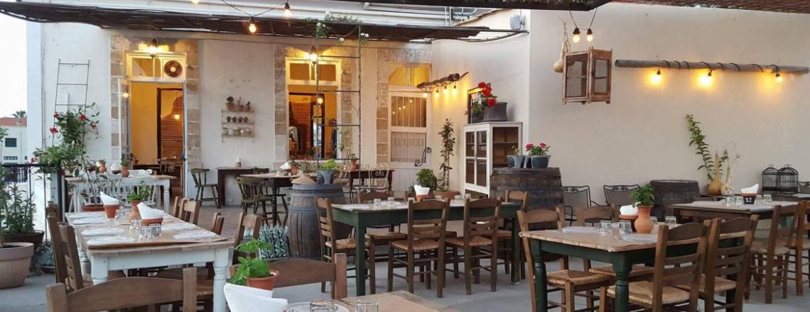 Agora Tavern, ресторан «Агора» в Пафосе