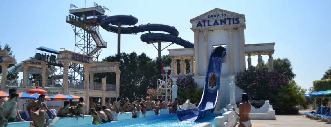 WaterWorld Themed Waterpark, Ayia Napa