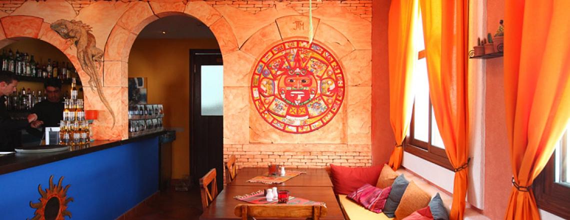 Aliathon Mexican Restaurant, мексиканский ресторан Aliathon в Пафосе