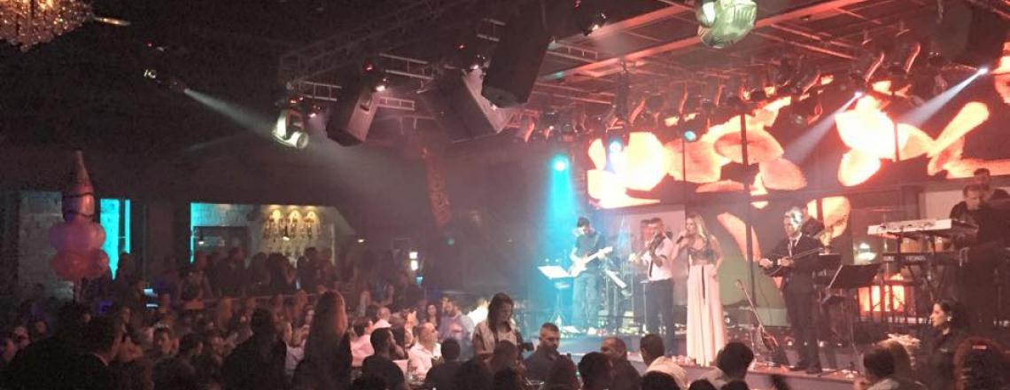 Anodos, «Анодос», ночной клуб с живой музыкой в центре Лимассола
