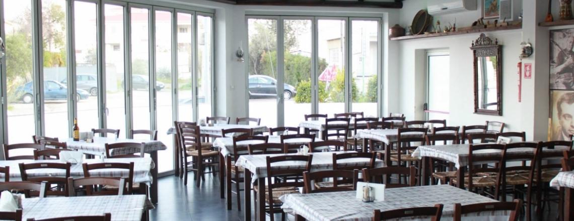 Apantisi Family Tavern, традиционная кипрская таверна Apantisi в Никосии