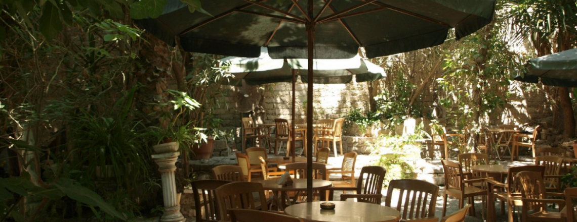 Apollo Garden Cafe, кафе Apollo Garden в Лимассоле