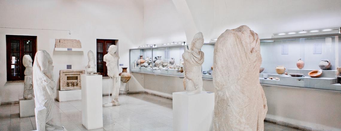 Kourion Archaeological Museum, Episkopi, Limassol
