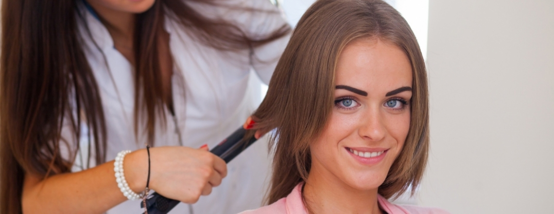 """Artistic Creations"" Hair Salon in Larnaca"