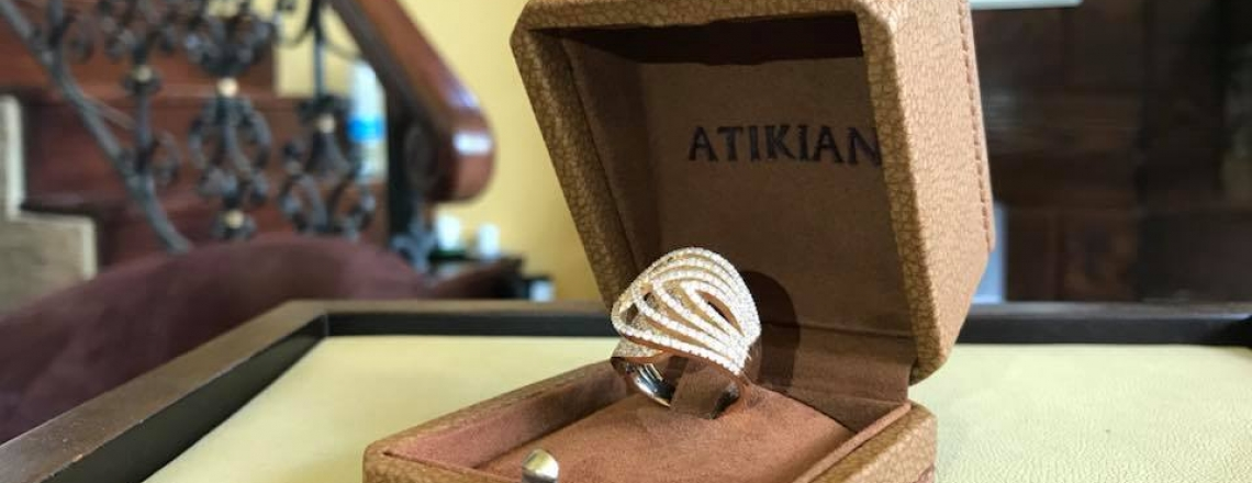 Atikian Jewelry Exclusives, ювелирный магазин Atikian в Ларнаке