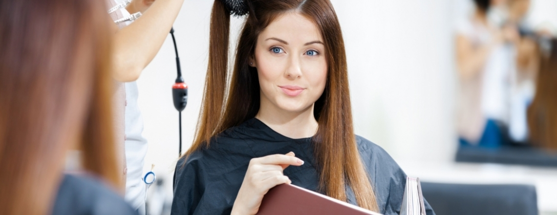 """Attica"" Hair & SPA Salon in Limassol"