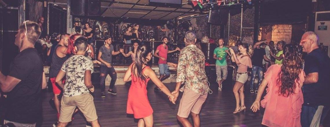 Бар Corazon Latino Dancing Hall в Лимассоле