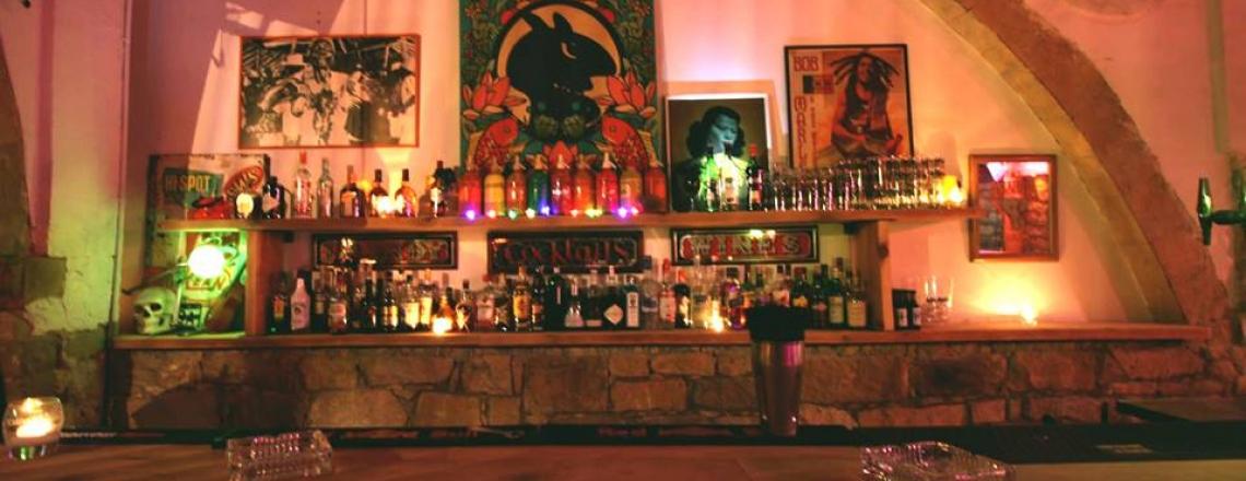 Бар и ночной клуб Favela Club в Лимассоле