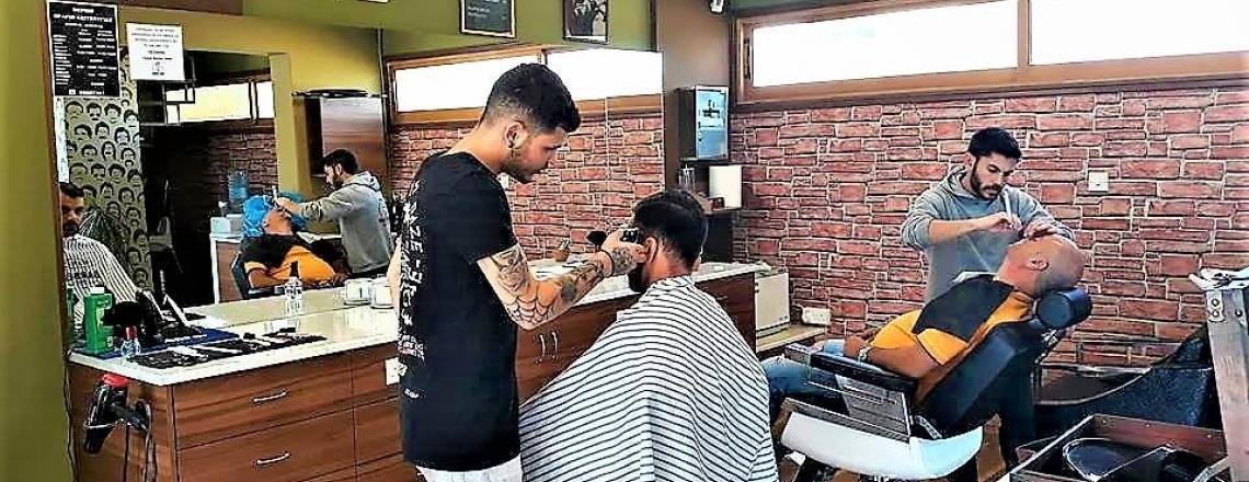 Барбершоп Classic Barber Shop в Никосии
