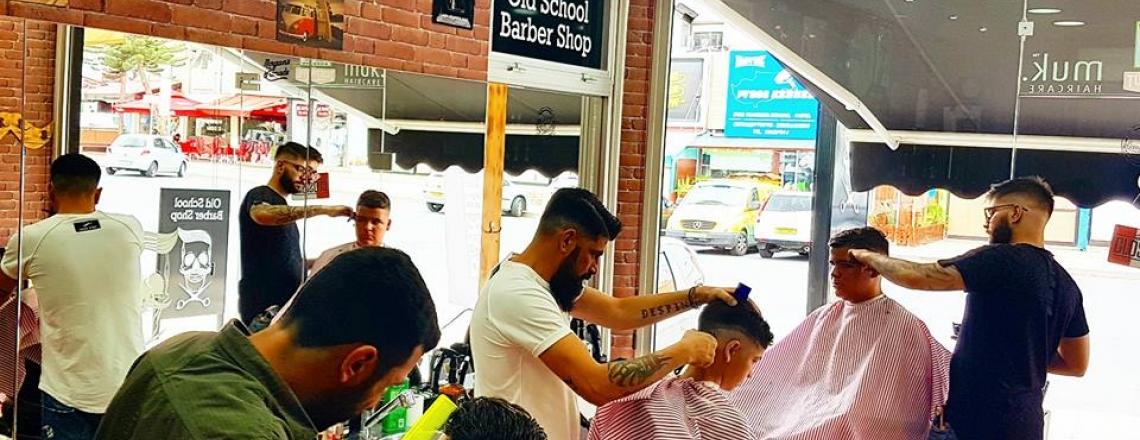 Барбершоп Old School Barber shop By Stelios в Никосии