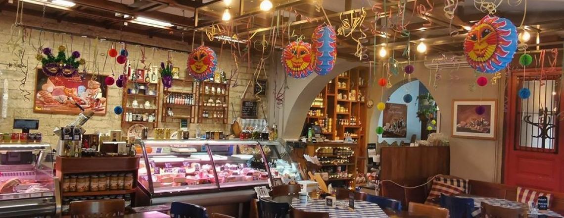 Bavarian Delicatessen Limassol, ресторан «Баварские деликатесы» в Лимассоле