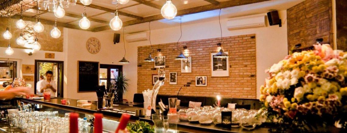 Boulevard Bistro Wine Bar, бистро-бар «Бульвар» в Пафосе