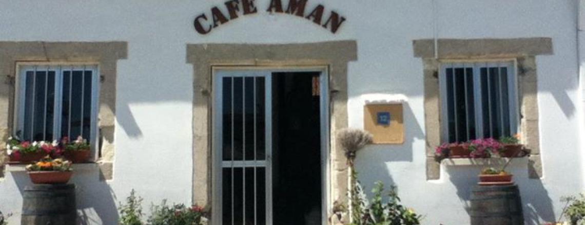 Cafe Aman, кафе «Аман» в Ларнаке