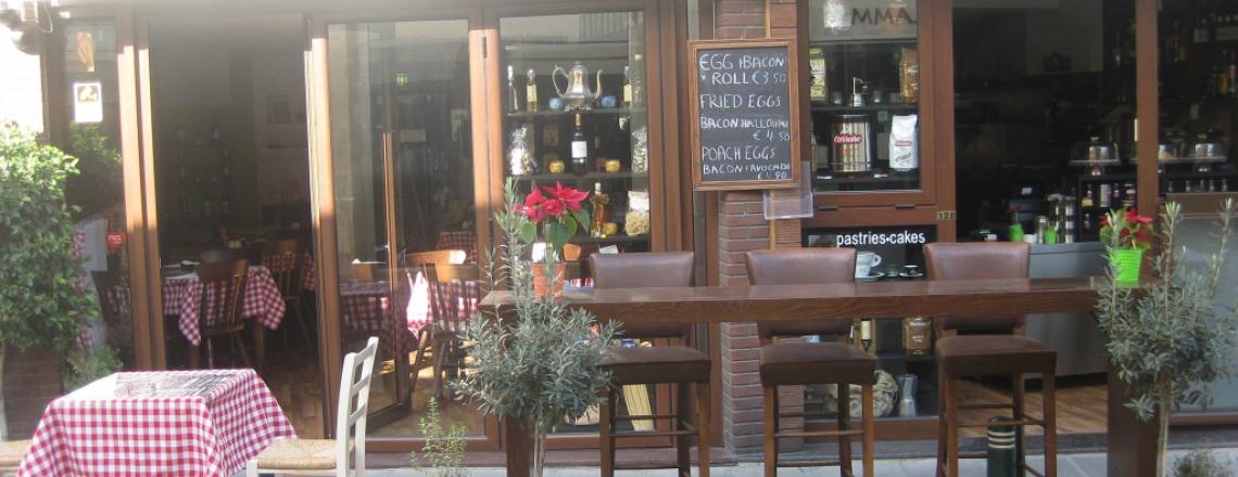 Cafe Kouzina, Larnaca