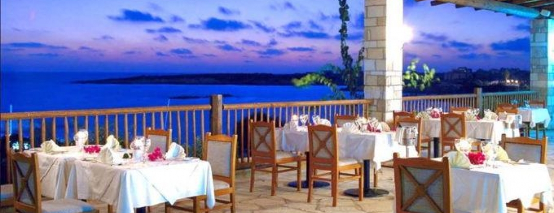 Calypso Restaurant, ресторан Calypso в Пафосе