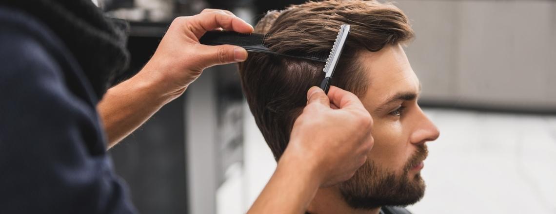 """Canadian"" Barbershop in Limassol"