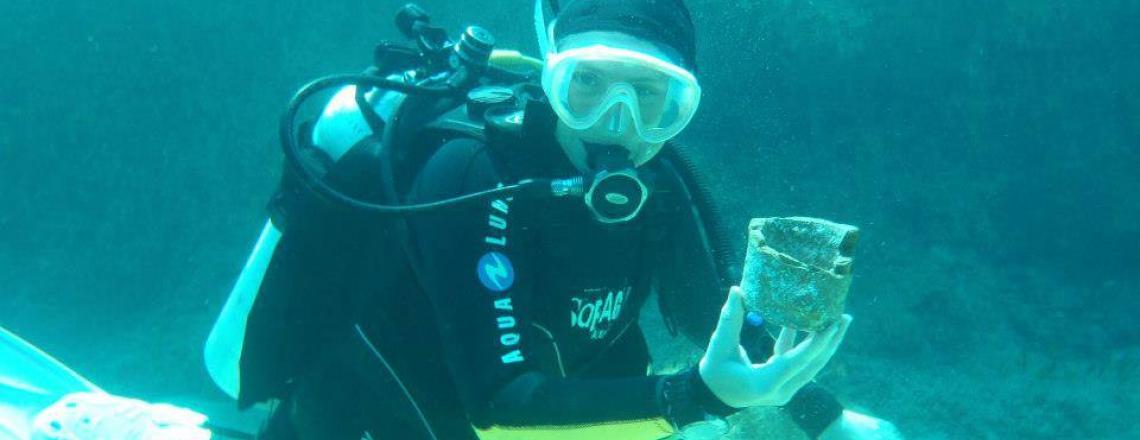 Diving in Cyprus, Paphos