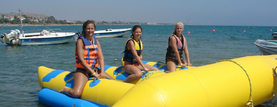 Central Water Sports, Larnaca