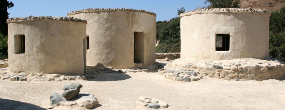 The Archeological Site of Khirokitia, Larnaca