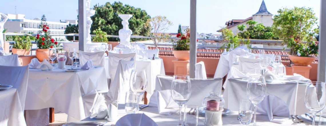 Colosseum Restaurant, итальянский ресторан «Колизей» в Пафосе