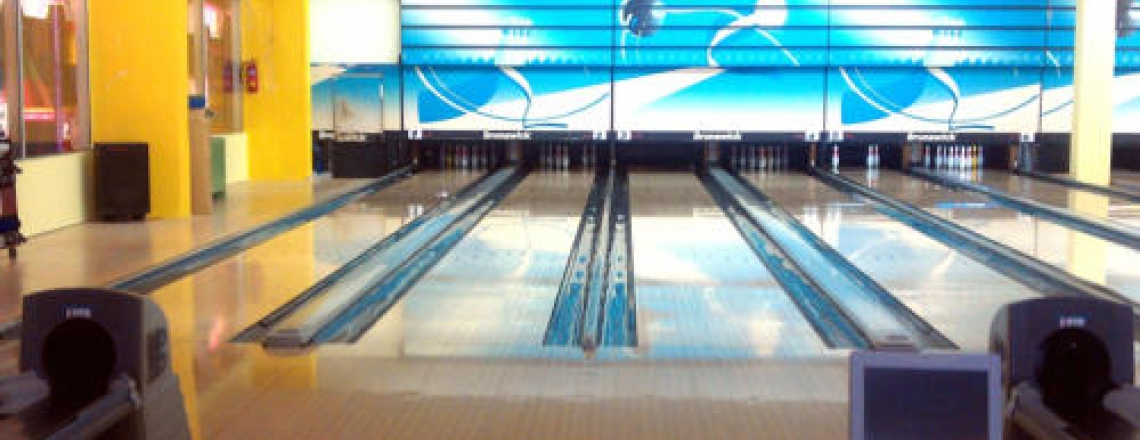 Cosmic Bowling, боулинг-клуб «Космик» в Пафосе