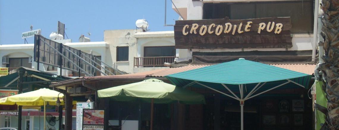 Crocodile Pub, Paphos