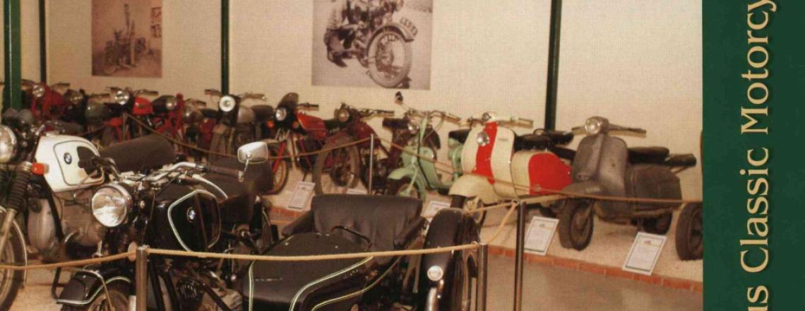 Cyprus Classic Motorcycle Museum, музей классических мотоциклов в Никосии