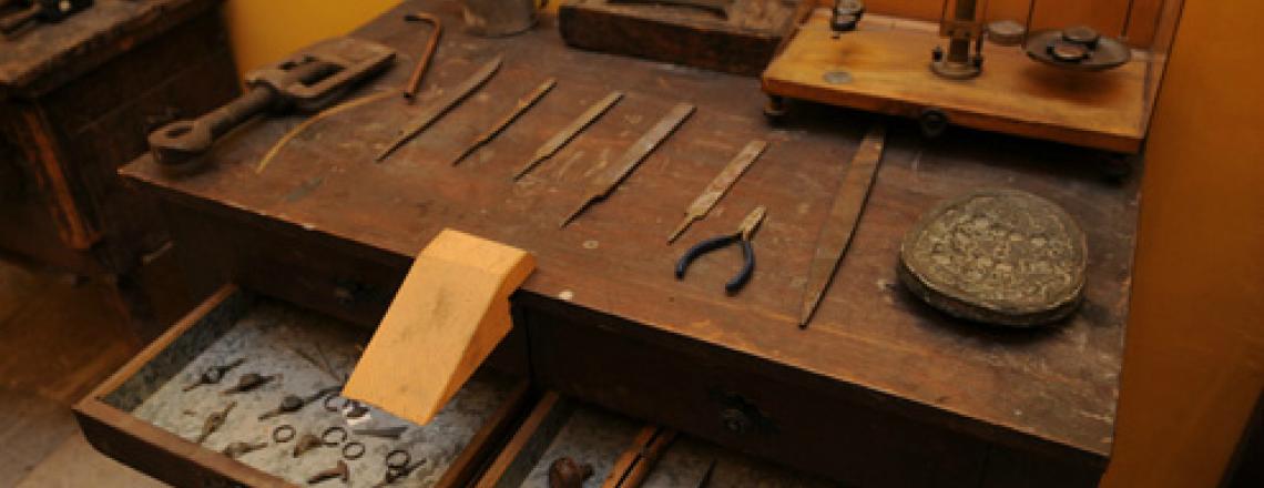 Cyprus Jewellers Museum, Nicosia