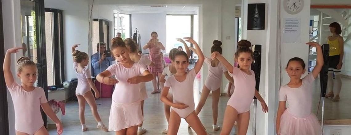 Dance Company dance school in Nicosia