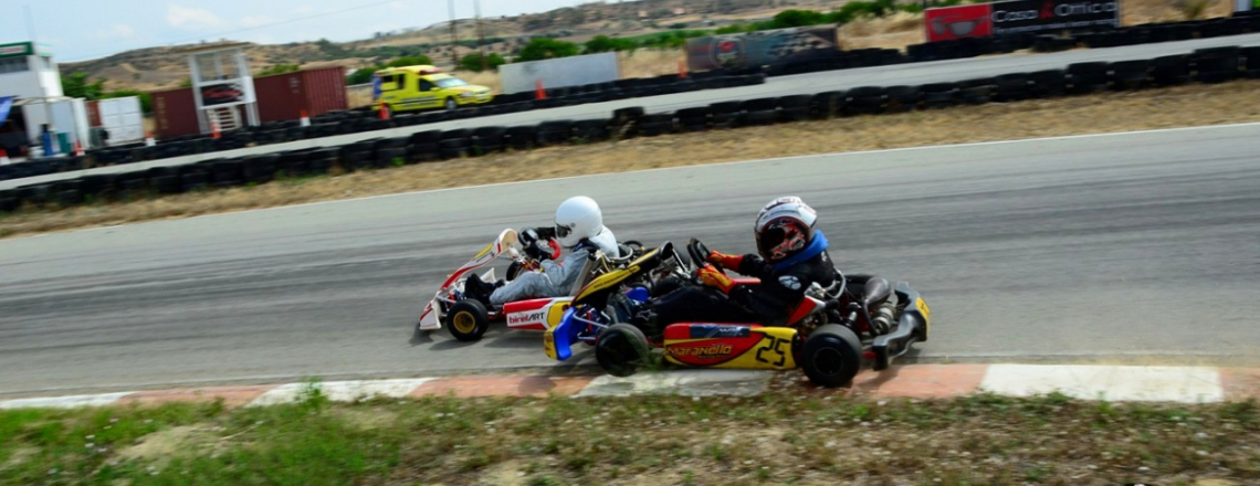 Daytona Karting Center, Nicosia
