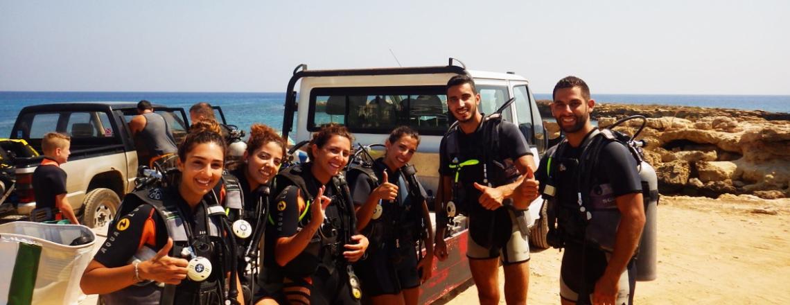 Sunfish Divers Center, Ayia Napa