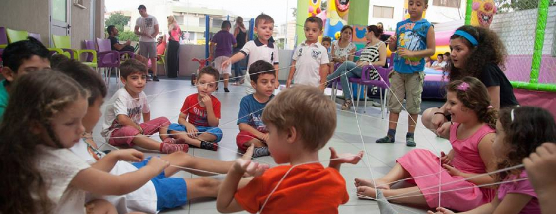 Puzzlez Children Center in Limassol