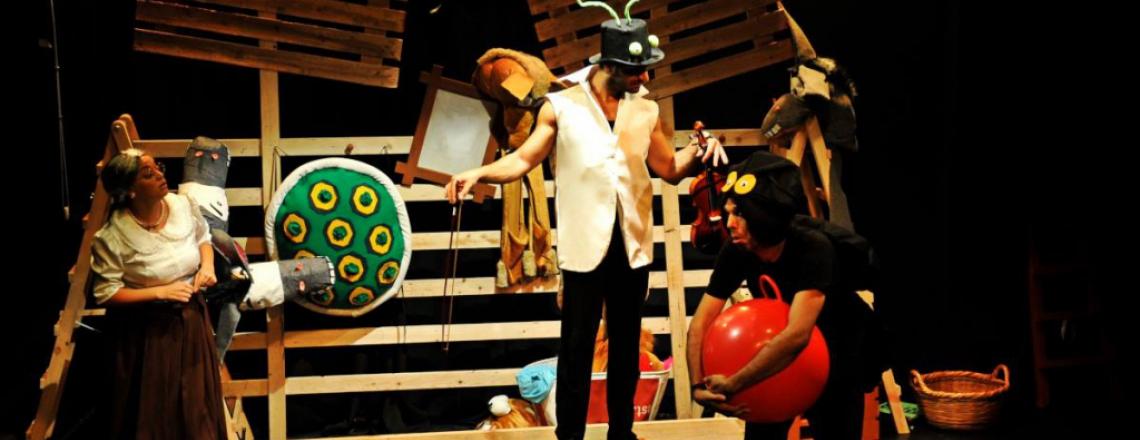 Детский театр «Гамак» в Лимассоле