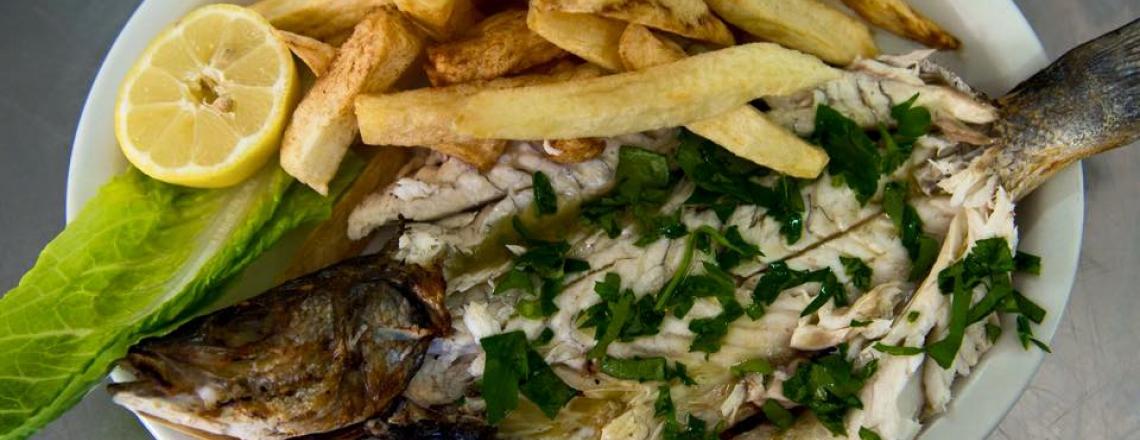 Diana Fish Restaurant, Larnaca