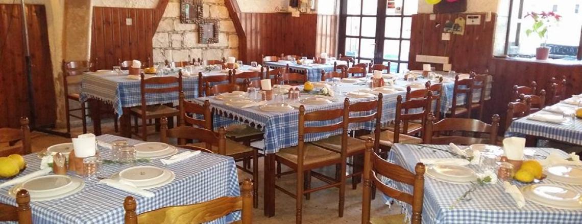 """Diarizos"" Tavern in Paphos"