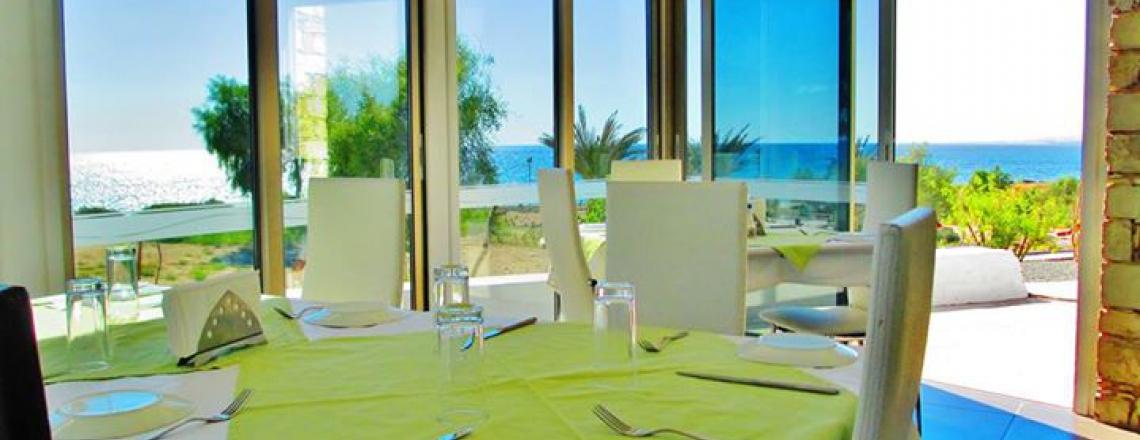 Dipato Artcafe, ресторан «Дипато арт-кафе» в Ларнаке