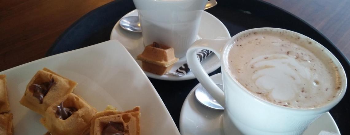 Distretto Cafe, кафе Distretto в Никосии
