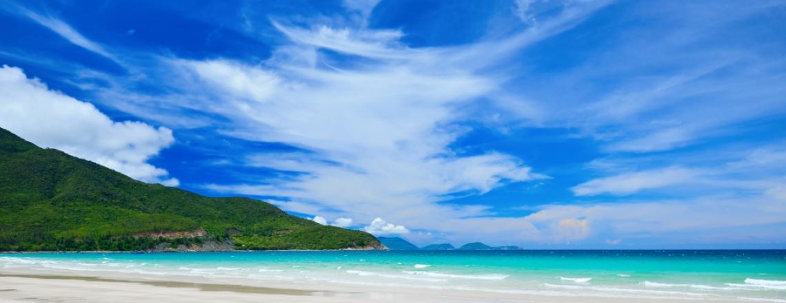 «Афродайт Бич», Aphrodite beach, пляж на востоке Лимассола