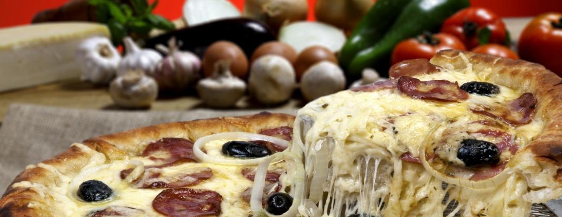 Сеть пиццерий Pizza Hut в Айя-Напе
